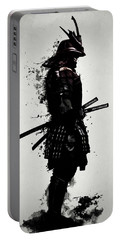 Armored Samurai Portable Battery Charger