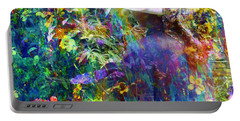 Portable Battery Charger featuring the photograph Aromatherapy by LemonArt Photography