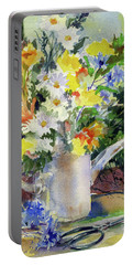 Cut Flowers Portable Battery Charger