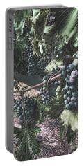Arrington Vineyards Splendor Portable Battery Charger by Luther Fine Art