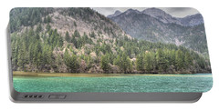 Arrow Bamboo Lake Portable Battery Charger