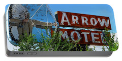 Arrow Motel Portable Battery Charger