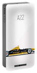 Arrows Asiatech A22 F1 Poster Portable Battery Charger