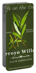 Arroyo Willow - Color Portable Battery Charger