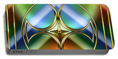 Art Deco 38 - Chuck Staley Portable Battery Charger by Chuck Staley