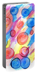 Art Doodle No. 25 Portable Battery Charger
