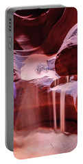 Art From Antelope Canyon Portable Battery Charger