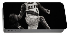 Art In The News- Lillard Portable Battery Charger
