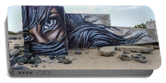 Art Or Graffiti Portable Battery Charger