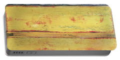 Art Print Abstract 34 Portable Battery Charger