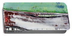 Art Print Abstract 97 Portable Battery Charger