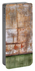Art Print Abstract 35 Portable Battery Charger
