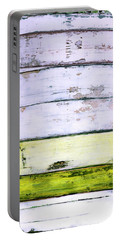 Art Print Abstract 11 Portable Battery Charger