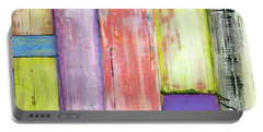Art Print Abstract 47 Portable Battery Charger