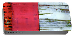 Art Print Abstract 75 Portable Battery Charger