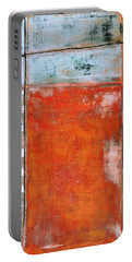 Art Print Abstract 8 Portable Battery Charger