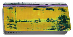 Art Print Abstract 81 Portable Battery Charger
