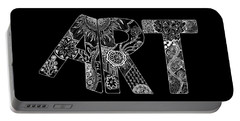 Art Within Art Portable Battery Charger