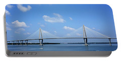 Arthur Ravenel Jr. Bridge - Charleston Portable Battery Charger