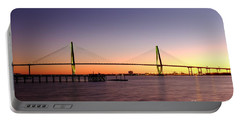 Arthur Ravenel Jr. Bridge Portable Battery Charger