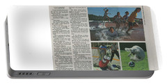 Article On Action Photography Portable Battery Charger