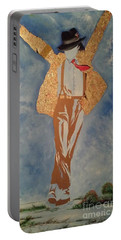 Artist Portable Battery Charger by Dr Frederick Glover