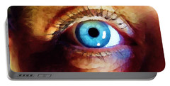 Artist Eye View Portable Battery Charger