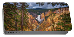 Artist Point Afternoon Portable Battery Charger