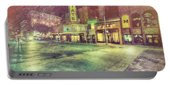 Artistic Ann Arbor Portable Battery Charger
