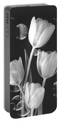 Artistic Tulip Bouquet 2  Portable Battery Charger