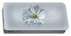 Artistic White #g1 Portable Battery Charger