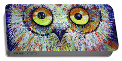 Artprize You That's Hoo Audience Participation Portable Battery Charger