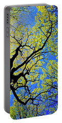 Artsy Tree Canopy Series, Early Spring - # 02 Portable Battery Charger