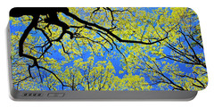 Artsy Tree Canopy Series, Early Spring - # 03 Portable Battery Charger