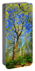 Artsy Tree Series, Early Spring - # 04 Portable Battery Charger