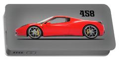 Ferrari 458 Italia Portable Battery Charger
