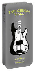 Fender Precision Bass 58 Portable Battery Charger by Mark Rogan