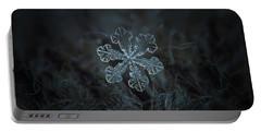 Snowflake Photo - Vega Portable Battery Charger