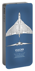 The Avro Vulcan Portable Battery Charger