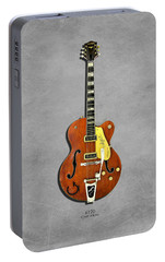 Gretsch 6120 1956 Portable Battery Charger by Mark Rogan