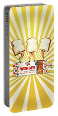 Wonder Women Portable Battery Charger