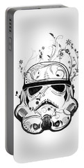 Flower Trooper Portable Battery Charger