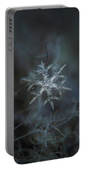 Snowflake Photo - Rigel Portable Battery Charger