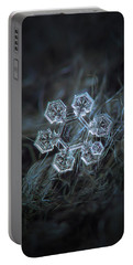 Icy Jewel Portable Battery Charger by Alexey Kljatov