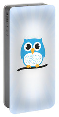 Sweet And Cute Owl Portable Battery Charger
