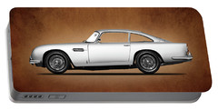 The Aston Martin Db5 Portable Battery Charger