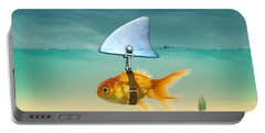 Gold Fish  Portable Battery Charger