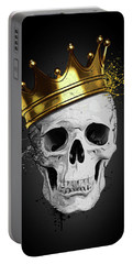 Royal Skull Portable Battery Charger