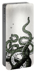 Octopus Tentacles Portable Battery Charger