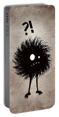 Gothic Wondering Evil Bug Character Portable Battery Charger